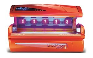 Ultrasun Turbo 25000 High Pressure Tanning Bed